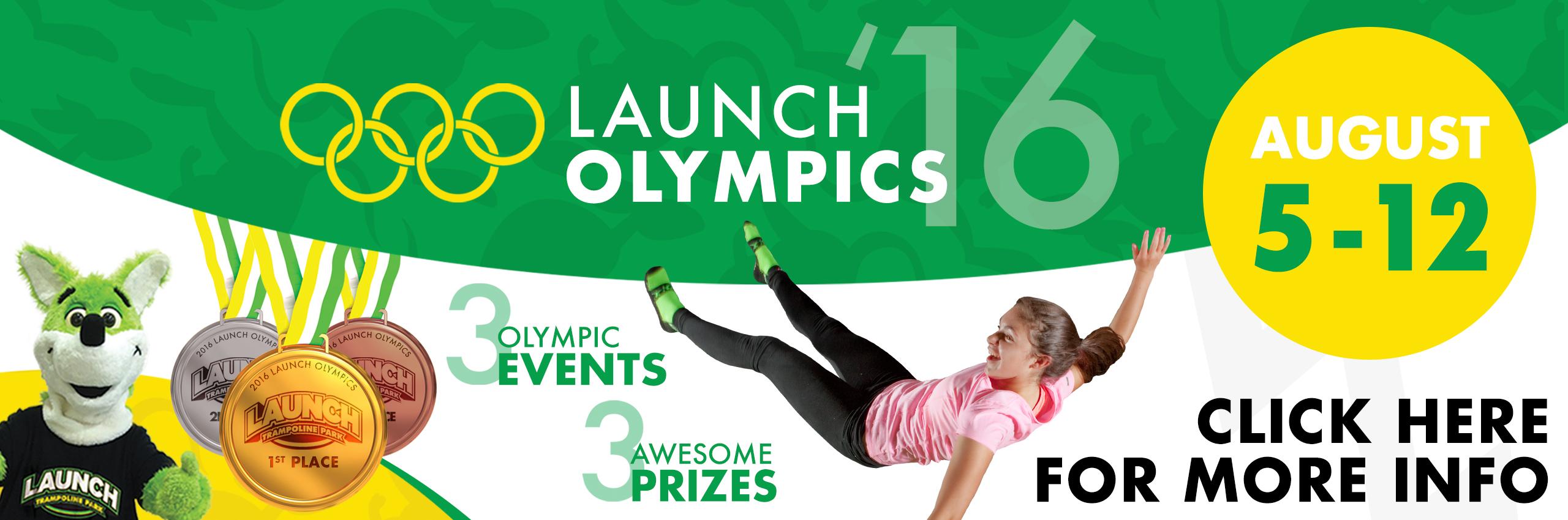 Launch Olympics